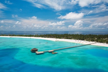 "Atmosphere Kanifushi Maldives selected amongst the ""Top Ten All-Inclusive Resorts in the World"" for 2015 by AOL UK"