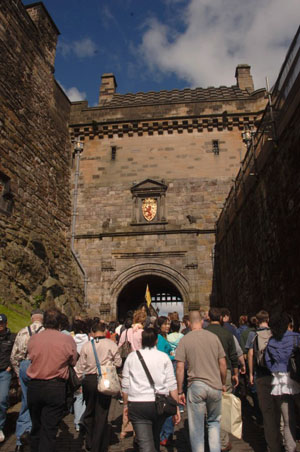Historic Scotland: Edinburgh Castle had record breaking 2 million visitors during summer 2014