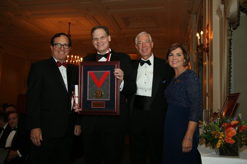 Marriott International's EVP & Chief HR Officer David Rodriguez inducted into the National Academy of Human Resources (NAHR) Fellows Class of 2014