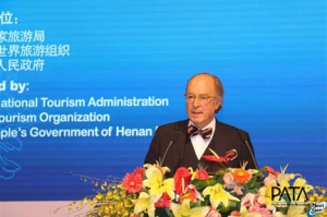 PATA pleased to have supported the International Mayor's Forum on Tourism in Zhengzhou, China from November 15-17, 2014