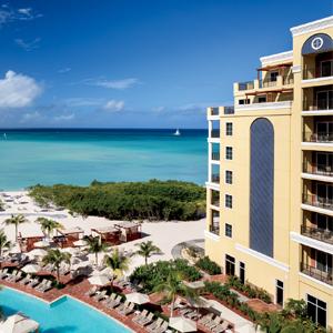 The Ritz-Carlton Hotel Company, L.L.C. celebrates the one year anniversary of The Ritz-Carlton, Aruba