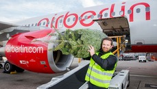 airberlin permits guests to carry Christmas tree at no extra charge