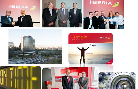 2014 ha sido testigo de los cambios más efectivos y duraderos de la transformación de Iberia
