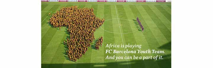 Qatar Airways & Aspire Academy – Football Dreams Africa