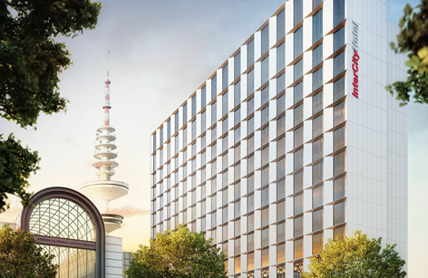 The InterCityHotel Hamburg Dammtor-Messe opens