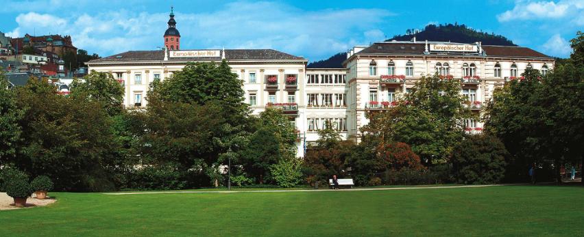 Steigenberger Hotel In Frankfurt