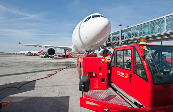 More than 78 million passengers handled by Iberia Airport Services in 2014