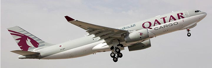 Qatar Airways A330 Freighter