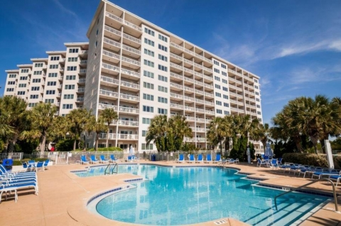 Wyndham Vacation Rentals: TOPS'L Beach & Racquet Resort will again host the 32nd Annual Helen Drake Invitational tennis tournament, April 15-19, 2015