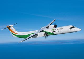 Air Côte d'Ivoire Q400 NextGen