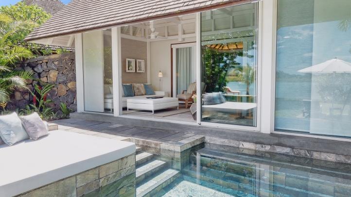 Travel pr news four seasons resort mauritius at anahita for Garden pool villa four seasons mauritius