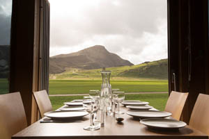 Historic Scotland: Edinburgh's Holyrood Park to host unique pop-up dining experience, 8th and 9th May