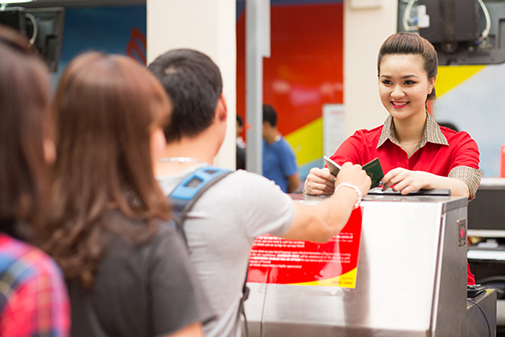 VietjetAir increases flights from Ha Noi to Bangkok and the flights from Ho Chi Minh City to Bangkok