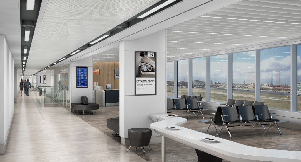 £16 million development programme has begun at London City Airport's Western Pier