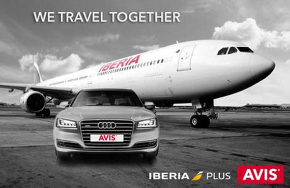 Avis Budget Group becomes the exclusive car rental partner of the Iberia's loyalty programme Iberia Plus