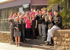 Jersey: THE INN Hotel, Restaurant & Bar welcomed into the Trip Advisor Hall of Fame