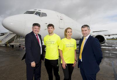 The Bank of Ireland Runway Night Run at Shannon Airport set for Friday, 19th June 20th at midnight