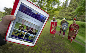 Historic Scotland: new website launched to help visitors get the most out of the Antonine Wall