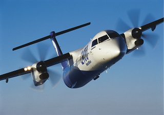 Bombardier Commercial Aircraft welcomes Qazaq Air to the family of Q400 aircraft operators in Kazakhstan