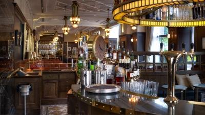 Budapest's newest restaurant KOLLÁZS Brasserie & Bar opens at Four Seasons Hotel Gresham Palace Budapest