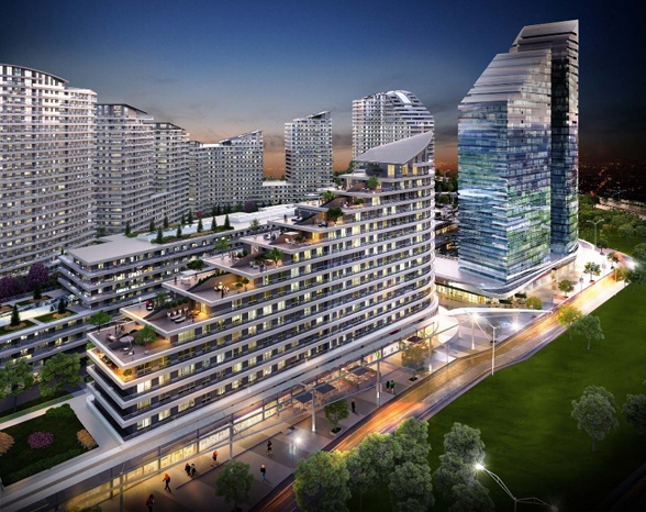 Carlson Rezidor announces its first residence in Istanbul: the Radisson Blu Residence Istanbul Batisehir