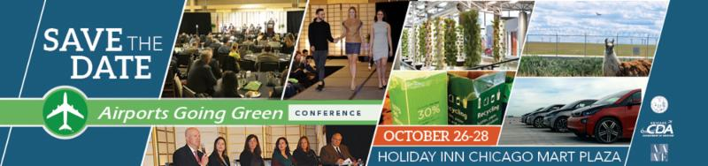 Chicago Department of Aviation hosts its 2nd Annual Sustainable Foods Happy Hour! at Airports Going Green this October
