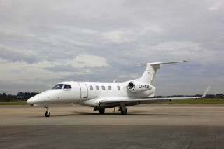 Embraer Executive Jets delivers the first Phenom 300 to Luxaviation S.A.