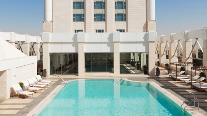 Four Seasons Hotel Amman Wins Two 2017 Travel Leisure World S Best Awards Ranked