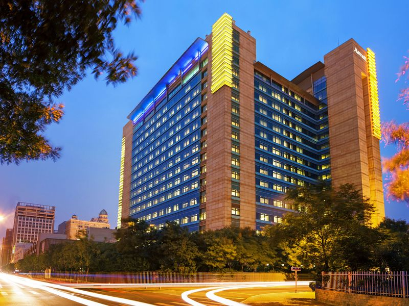 Marriott Executive Apartments opens its sixth property in China, TEDA, Tianjin