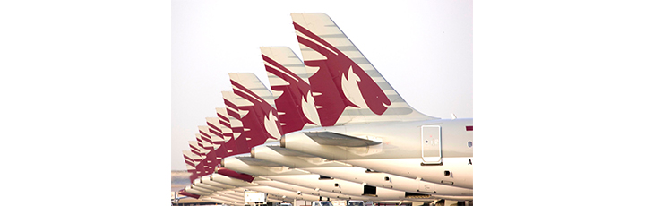 Qatar Airways Cargo will welcome its first 747 freighter to its expanding fleet