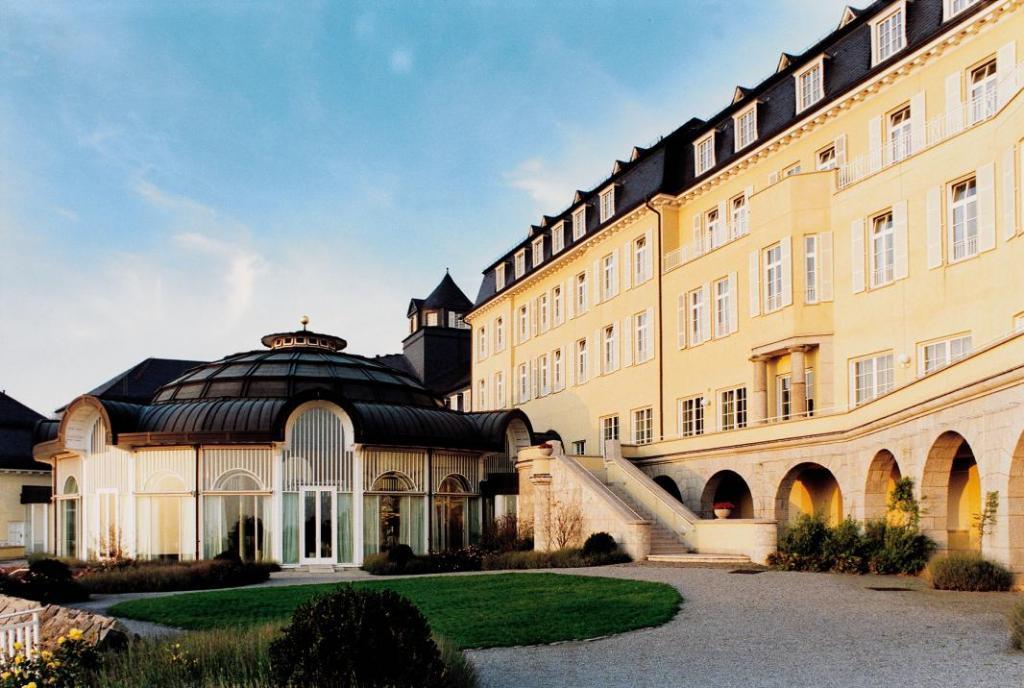 Steigenberger Grandhotel Petersberg in Bonn-Königswinter to undergo complete modernisation in 2016