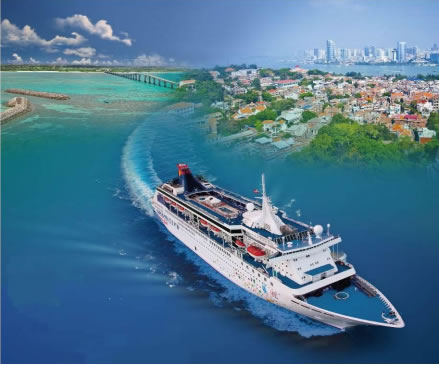 The longest homeport of any industry cruise ship ever in Xiamen, SuperStar Libra began operating 3-day/2-night cruises to Penghu, Taiwan and 6-day/5-night cruises to Miyakojima and Naha, Okinawa in Japan.