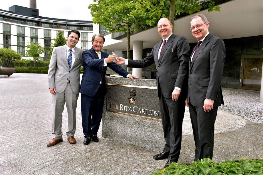 Autostadt in Wolfsburg and The Ritz-Carlton Hotel Company renew management agreement