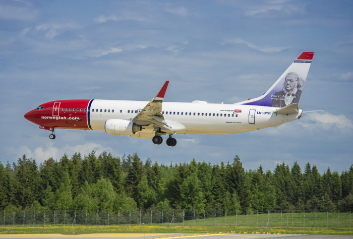 Norwegian to launch new direct low-cost transatlantic services from Cork to Boston and New York