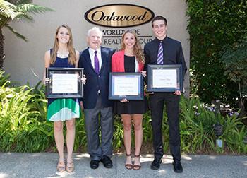 Oakwood Worldwide to award five students scholarships and bursary awards through the Howard F. Ruby Scholarship Program