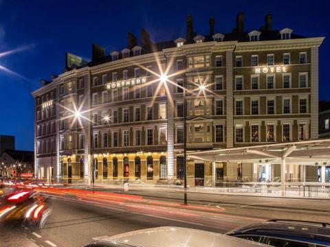 Starwood Hotels & Resorts introduces its 10th brand in Europe with the addition of The Great Northern Hotel, a Tribute Portfolio Hotel.