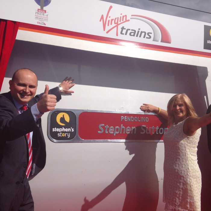 Travel PR News   Virgin Trains names one of its trains in ...