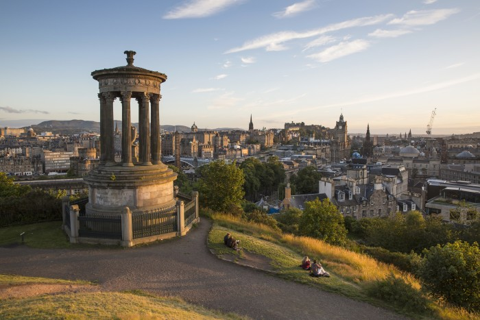 15.5 million tourists visited Scotland last year to the end of June 2015; up by 7% vs previous year