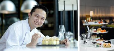 "Hotel ICON's lobbycafé GREEN serves up new ""Sweet Autumn"" afternoon tea"