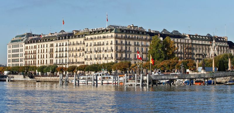 Hotel de la Paix in Geneva to re-launch at the end of 2016 as The Ritz Carlton, Hotel de la Paix Geneva