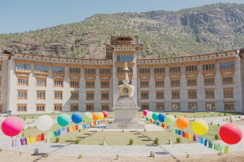 Le Méridien Hotels & Resorts opens its second hotel in the Kingdom of Bhutan