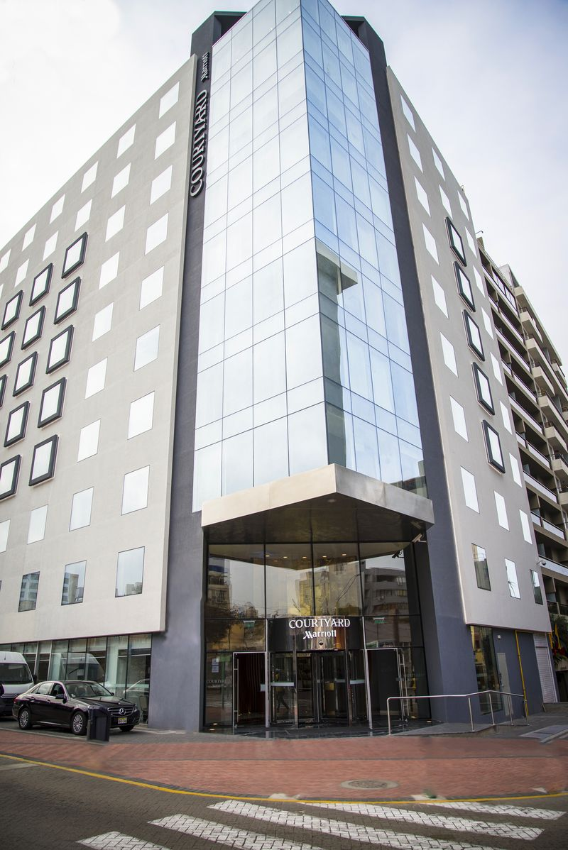Marriott International announces the opening of new 154-room Courtyard by Marriott Hotel in Lima, Peru
