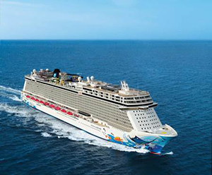 "Norwegian Cruise Line named ""Caribbean's Leading Cruise Line"" by the World Travel Awards for 3rd consecutive year"