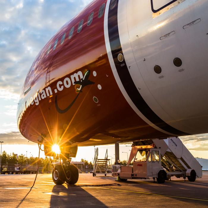 Norwegian launches new route from Edinburgh to the Spanish island of Tenerife