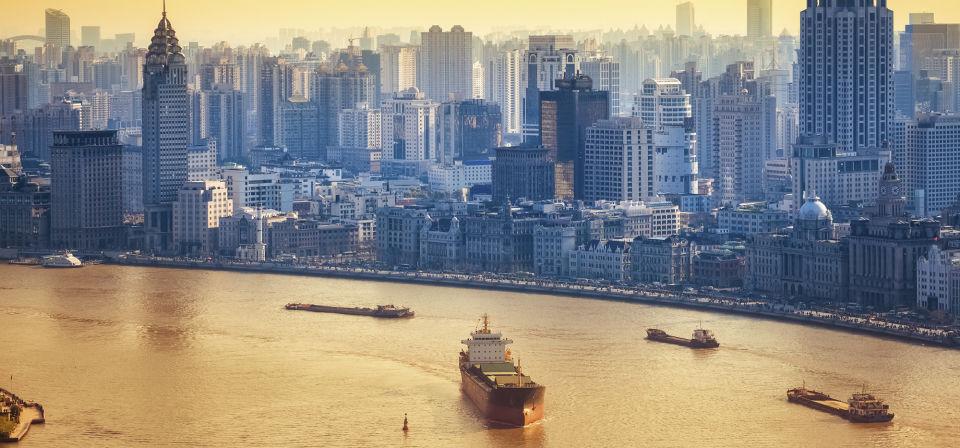 Shanghai will be the first destination of Finnair's new A350