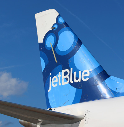 Charleston International Airport: JetBlue to add second daily flight between Charleston and Boston beginning in April 2016