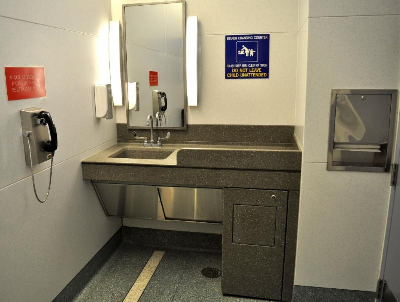 "Chicago Department of Aviation opens third ""Mother's Room"" at O'Hare International Airport in Terminal 1"