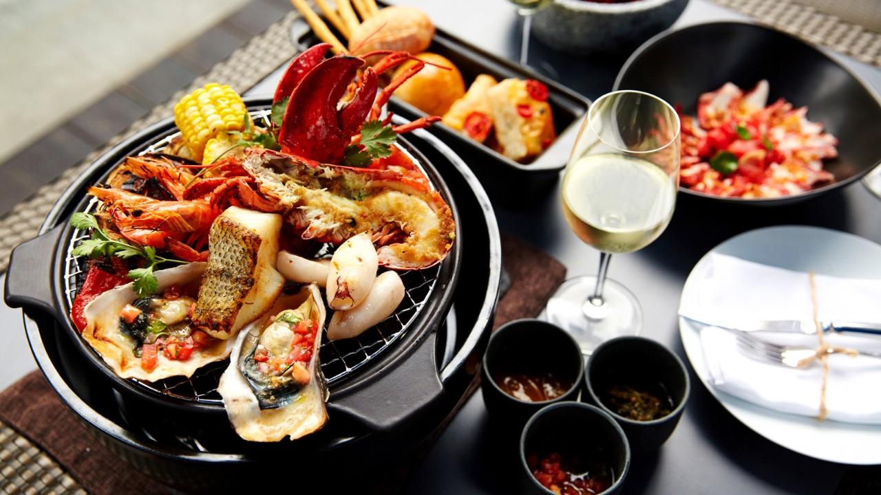 Four Seasons Hotel Shenzhen launches new Grill Bar menu at FOO restaurant