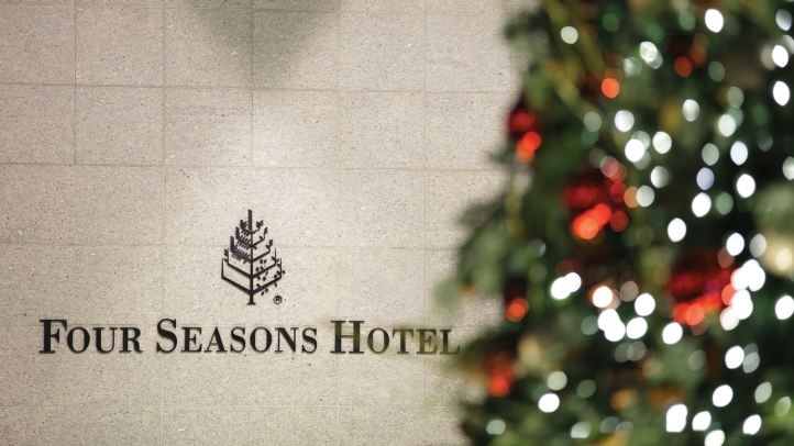 Have an unforgettable New York experience this holiday season at Four Seasons Hotel New York