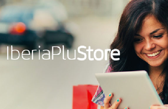 Iberia launches new online store IberiaPluStore